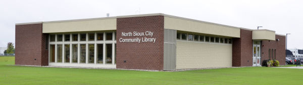 North Sioux City Library