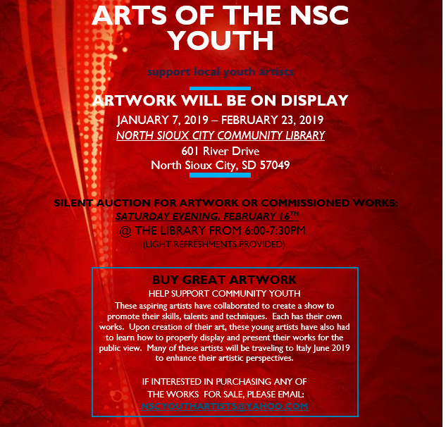 Arts of the NSC Youth